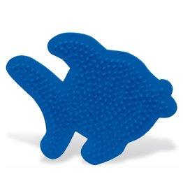 SES Creative Iron on beads pegboard fish