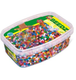 SES Creative Box of beads 7000 pcs mix col
