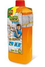 SES Creative Slime battle navulling - Neon oranje  750ml