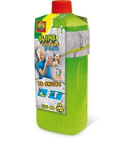 SES Creative Slime battle navulling - Fluoriserend groen 750ml