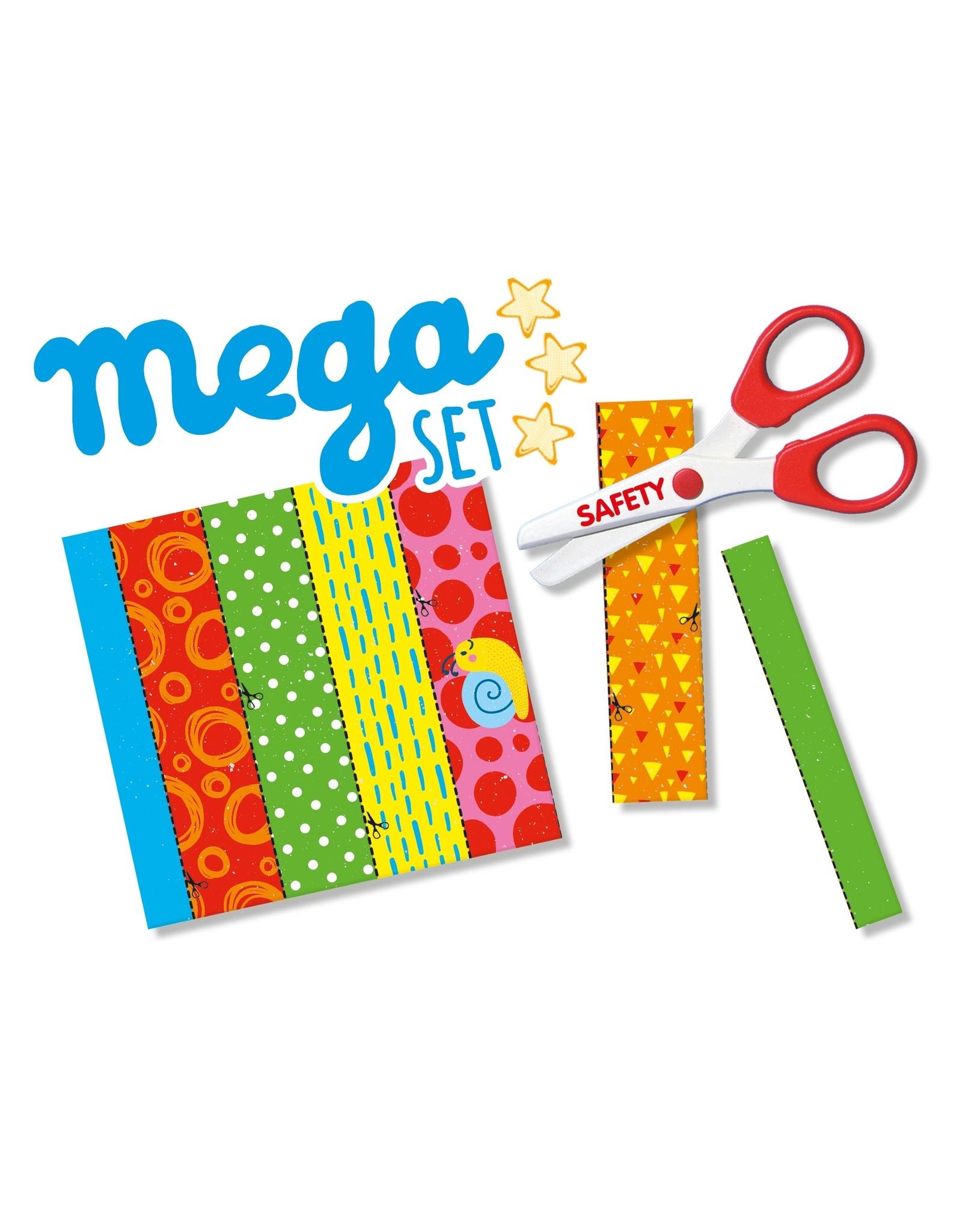 SES Creative Ik leer knippen - Mega set