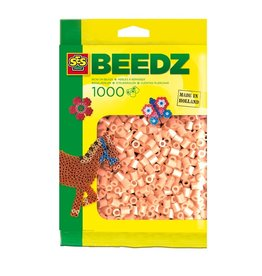 SES Creative Beads 1000 pieces skin colour