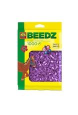 SES Creative Bügelperlen 1000 Stück violett
