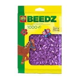 SES Creative Beads 1000 pieces purple