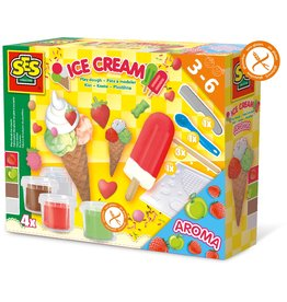 SES Creative Super clay - Make clay ice-creams