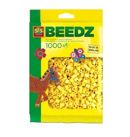 SES Creative Beads 1000 pieces yellow