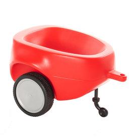 Ferbedo Ferbedo aanhanger loopauto rood