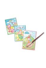 SES Creative Aqualine glitterkaarten