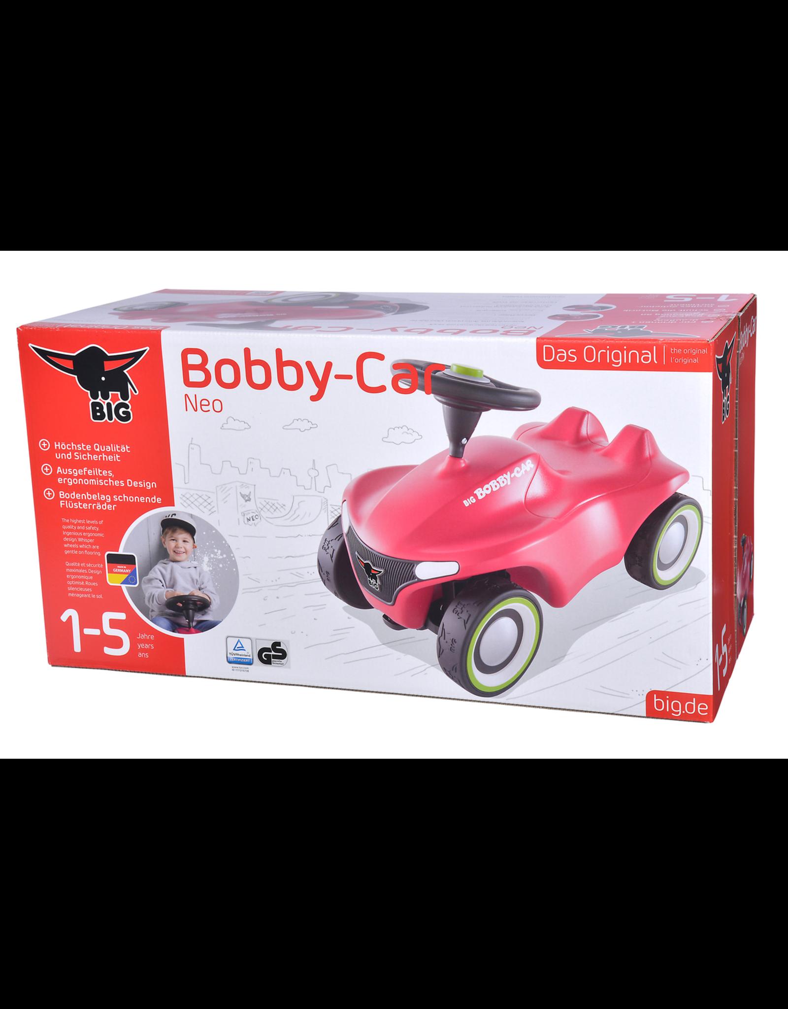BIG BIG Bobby Car Neo Rosa