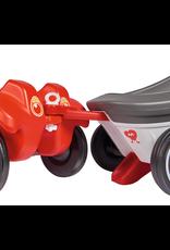 BIG BIG Buggy 3-in-1 - Loopleerwagen en aanhanger