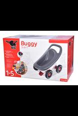 BIG BIG Buggy 3-in-1- Lauflernwagen und Anhänger