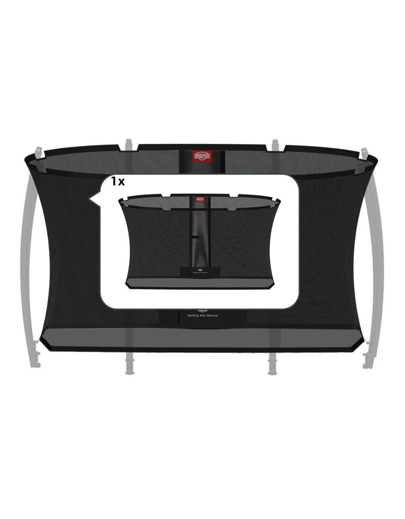 BERG BERG Safety Net Deluxe - Los Net Grand 520