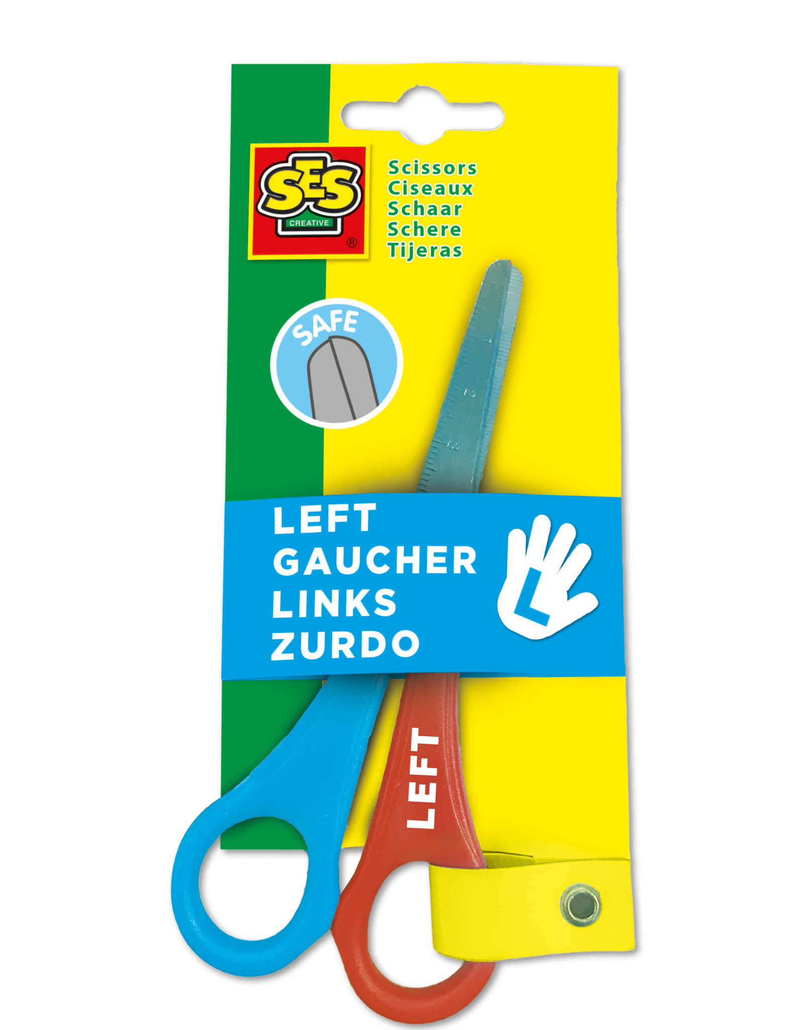 SES Creative Bastelschere - Linkshänder