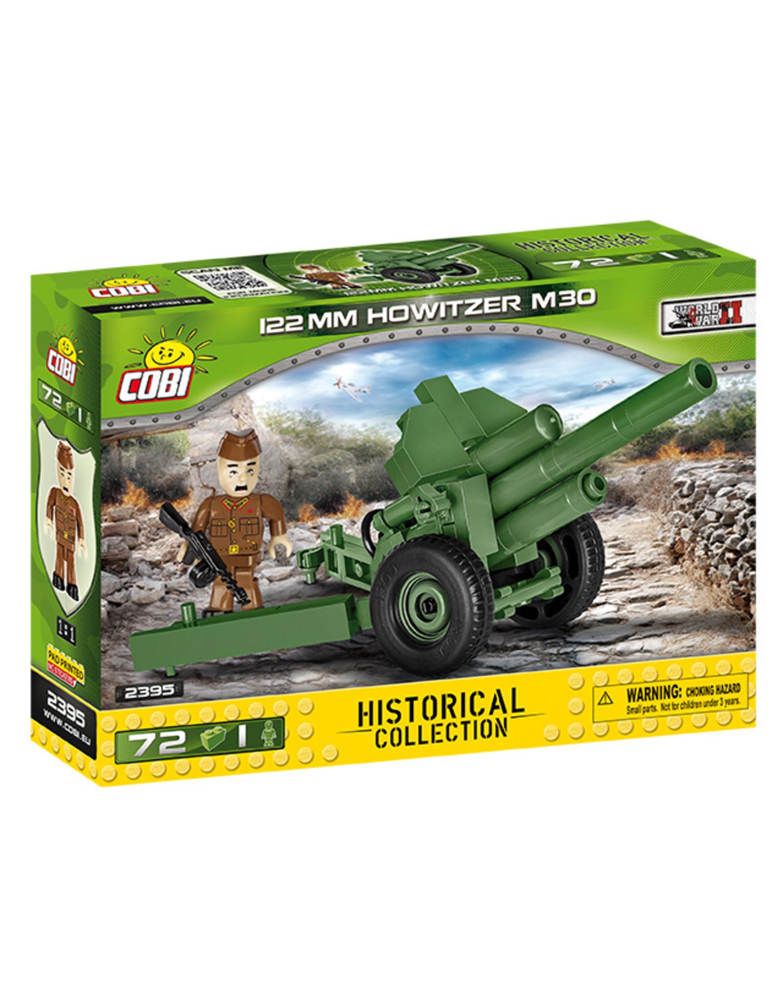 COBI COBI WW2 2395 - 122mm Howitzer M30