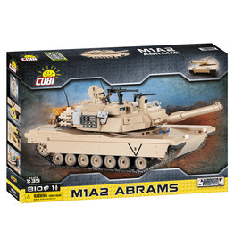 COBI COBI 2619 M1A2 Abrams