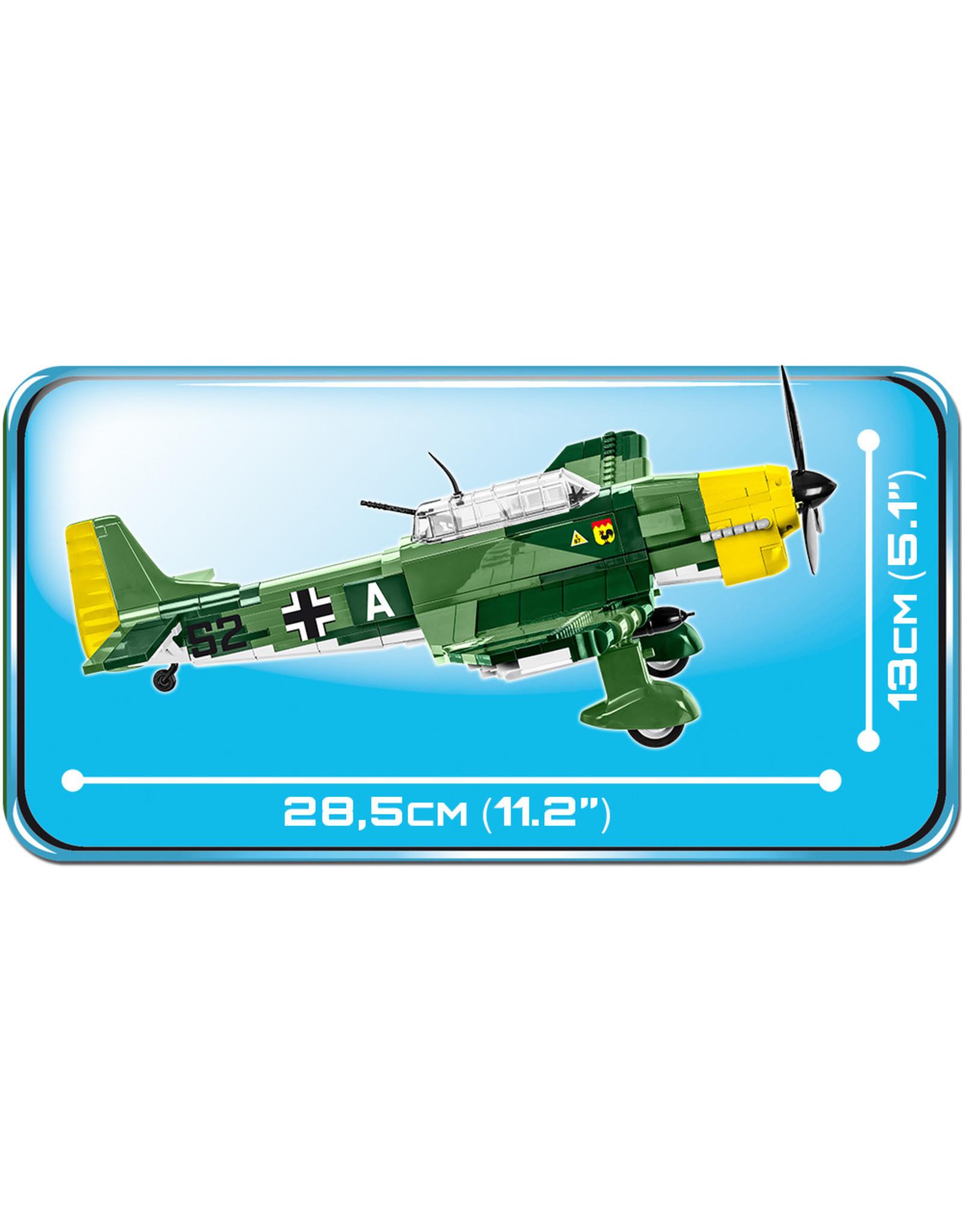 COBI COBI WW2 5705 Junkers Ju 87B Stuka
