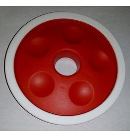 BIG Wheel rim New Bobby car red