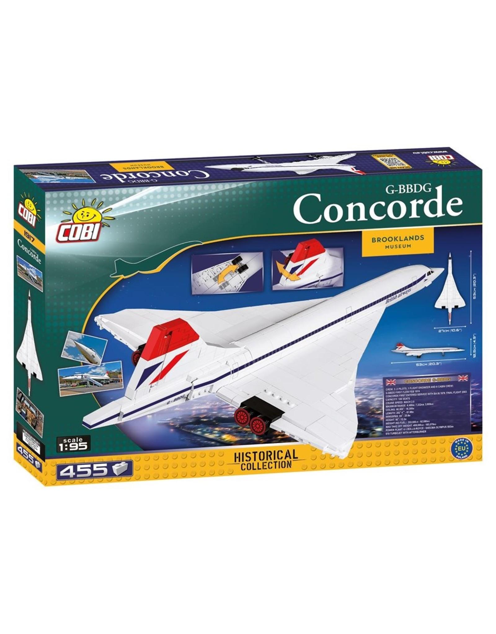 COBI COBI 1917 Concorde