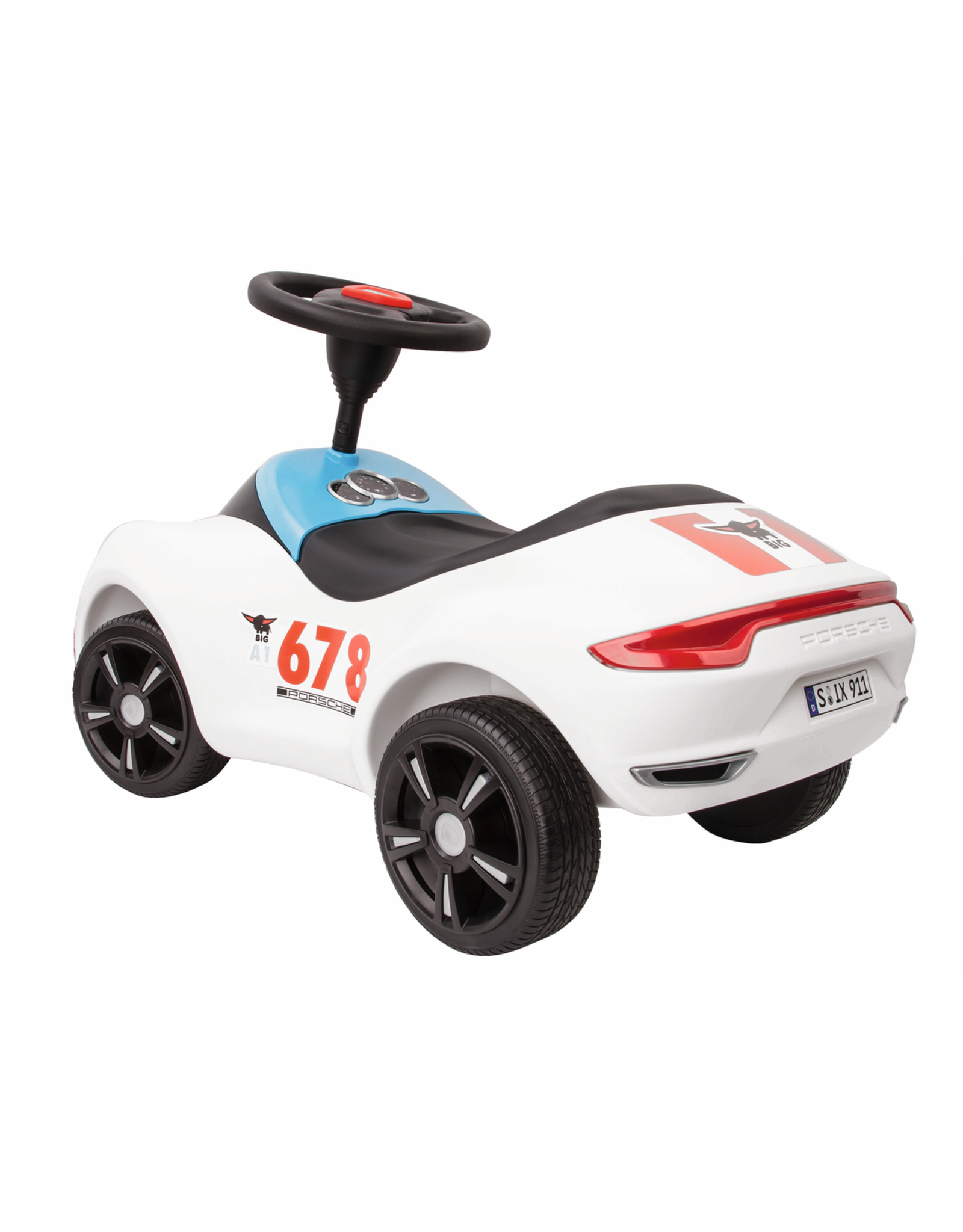 BIG BIG Baby Porsche Premium White