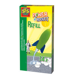 SES Creative Rocket launching refill