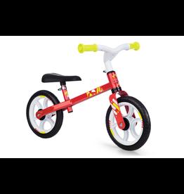 Smoby First Bike - loopfiets rood