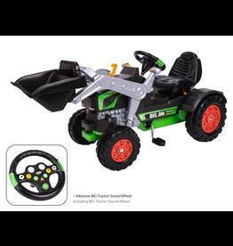 BIG Jim Turbo - pedal tractor
