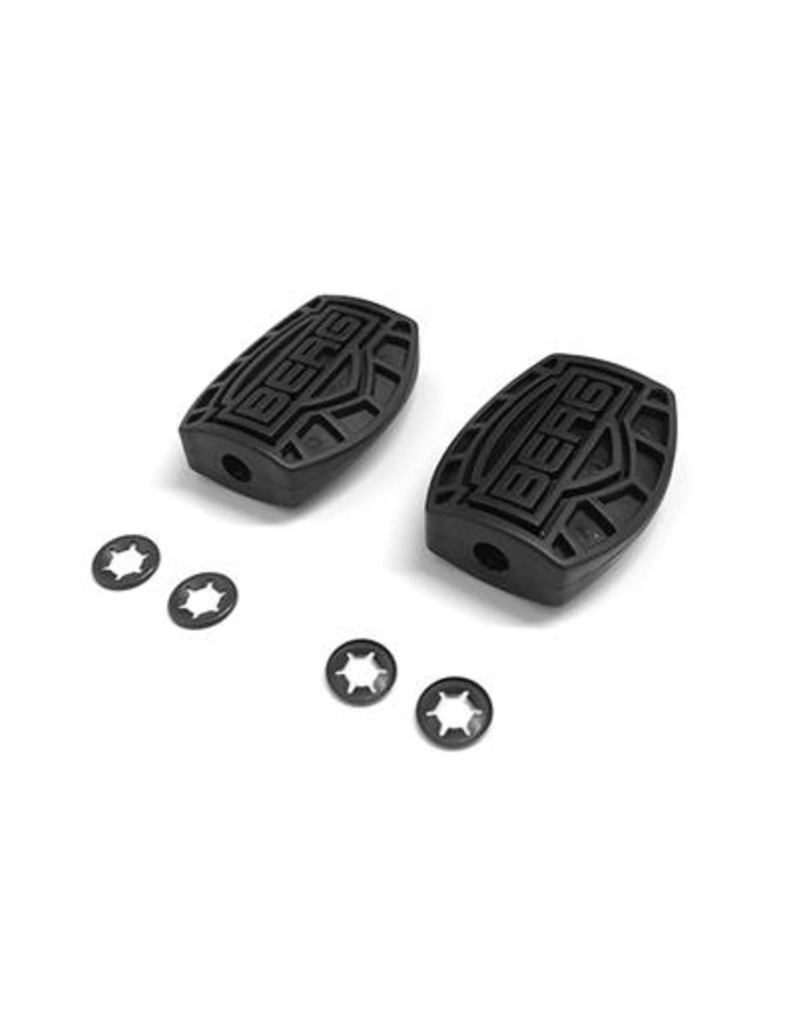 BERG BERG Buzzy - Pedal schwarz (2x)
