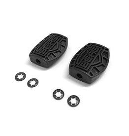 BERG Buzzy - Pedal schwarz (2x)