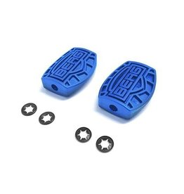 BERG Buzzy - Pedal blue (2x)