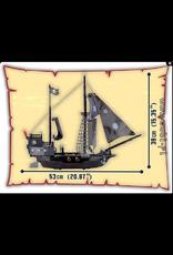 COBI Cobi Pirates Piratenschip 6016