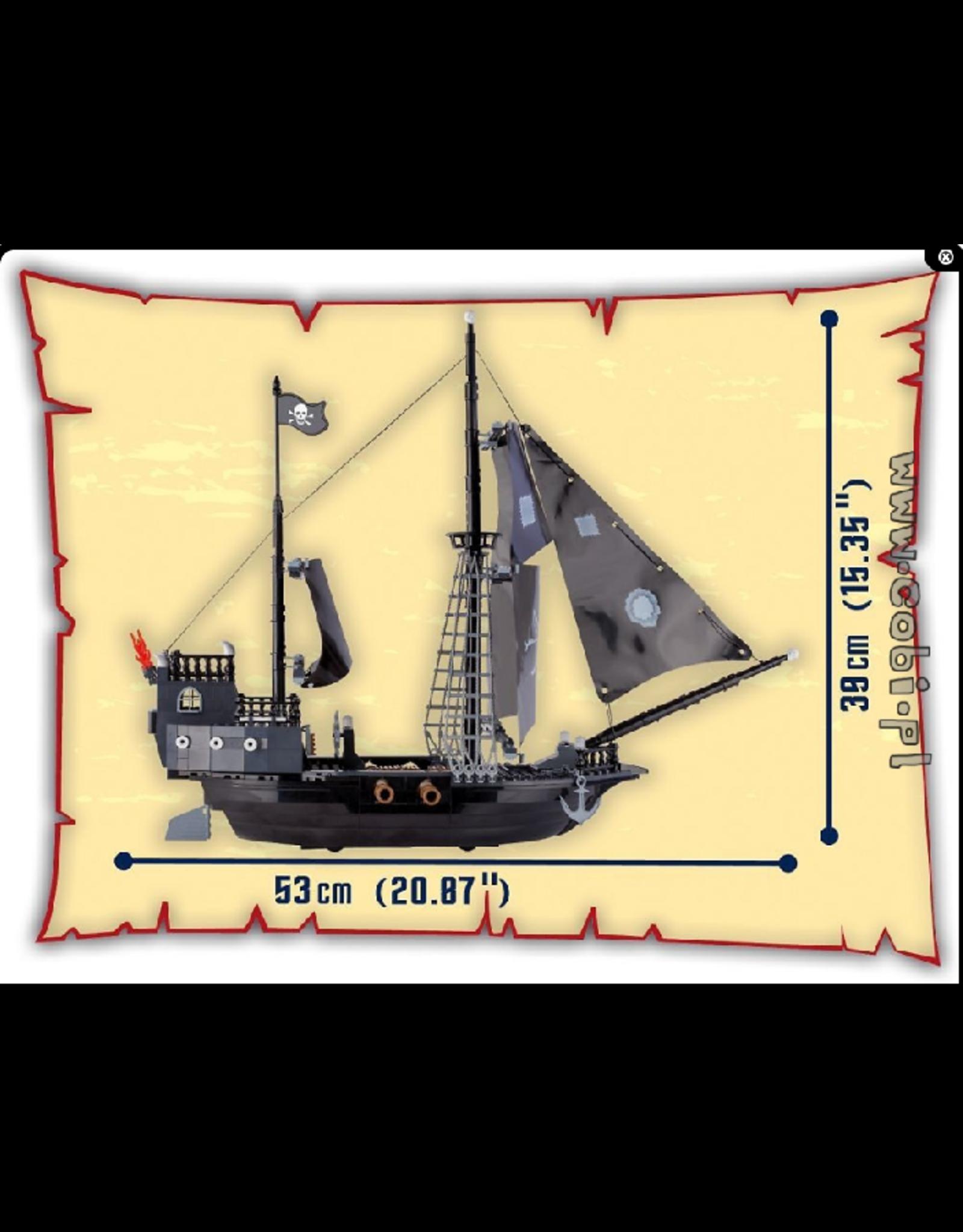 COBI Cobi Pirates Piratenschiff 6016