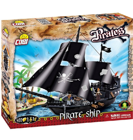 COBI Cobi Pirates Pirate ship 6016