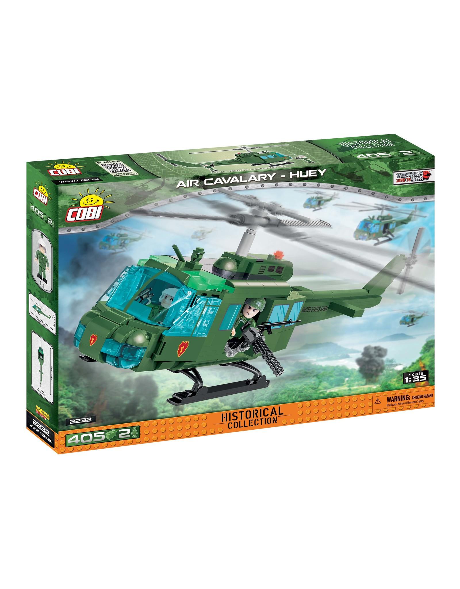 COBI COBI 2232 Air Cavalary Huey