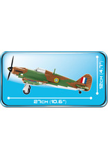COBI COBI  WW2 5709 - Hawker Hurricane MK1