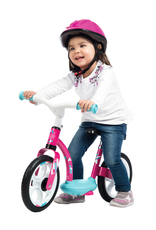 Smoby Smoby loopfiets Comfort roze