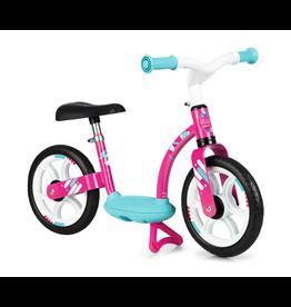 Smoby Balance Bike Comfort pink