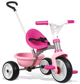 Smoby Smoby - Be Move roze - Driewieler