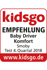 Smoby Smoby Baby Driver Comfort Blauw