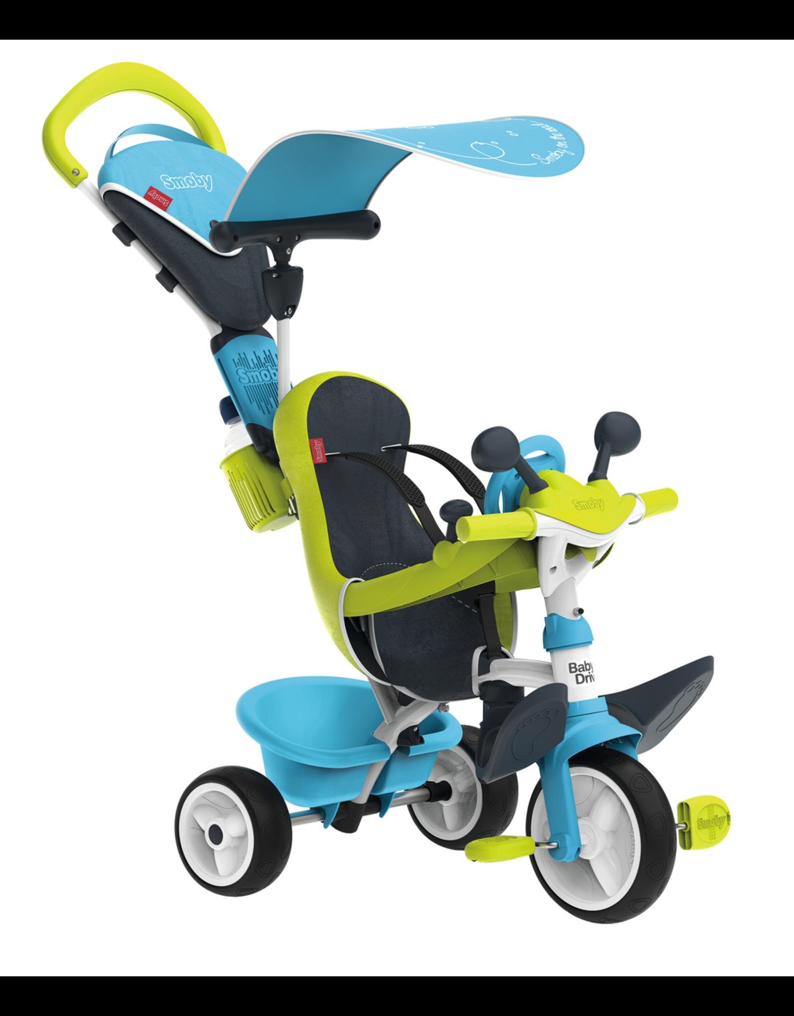 Smoby Smoby Baby Driver Komfort Blau