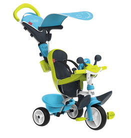 Smoby Baby Driver Comfort Blauw