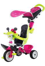 Smoby Smoby Baby Driver Comfort Roze