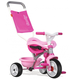 Smoby Be Move Comfort Roze - Driewieler