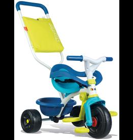 Smoby Be Fun Comfort Blauw - Driewieler