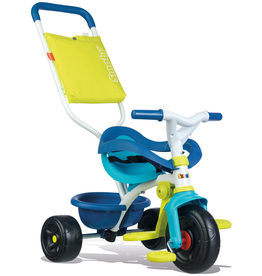 Smoby Be Fun Comfort Blue - Tricycle