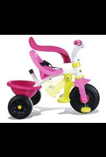Smoby Smoby - Be Fun  Komfort Rosa - Dreirad
