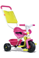 Smoby Smoby - Be Fun Roze Comfort - Driewieler