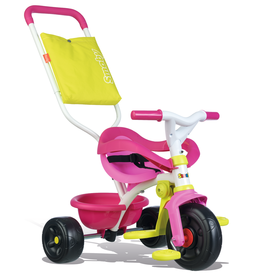 Smoby Be Fun Comfort Pink - Tricycle