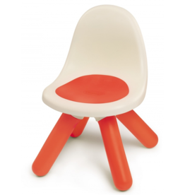 Smoby Kid Chair red