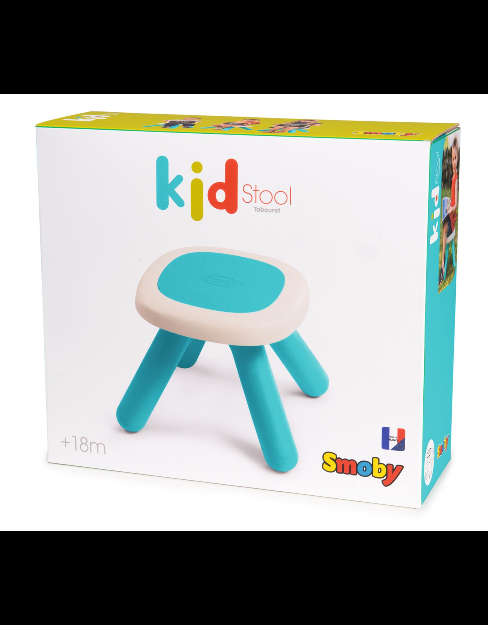 Smoby Smoby Kid Kruk blauw - kinderstoel