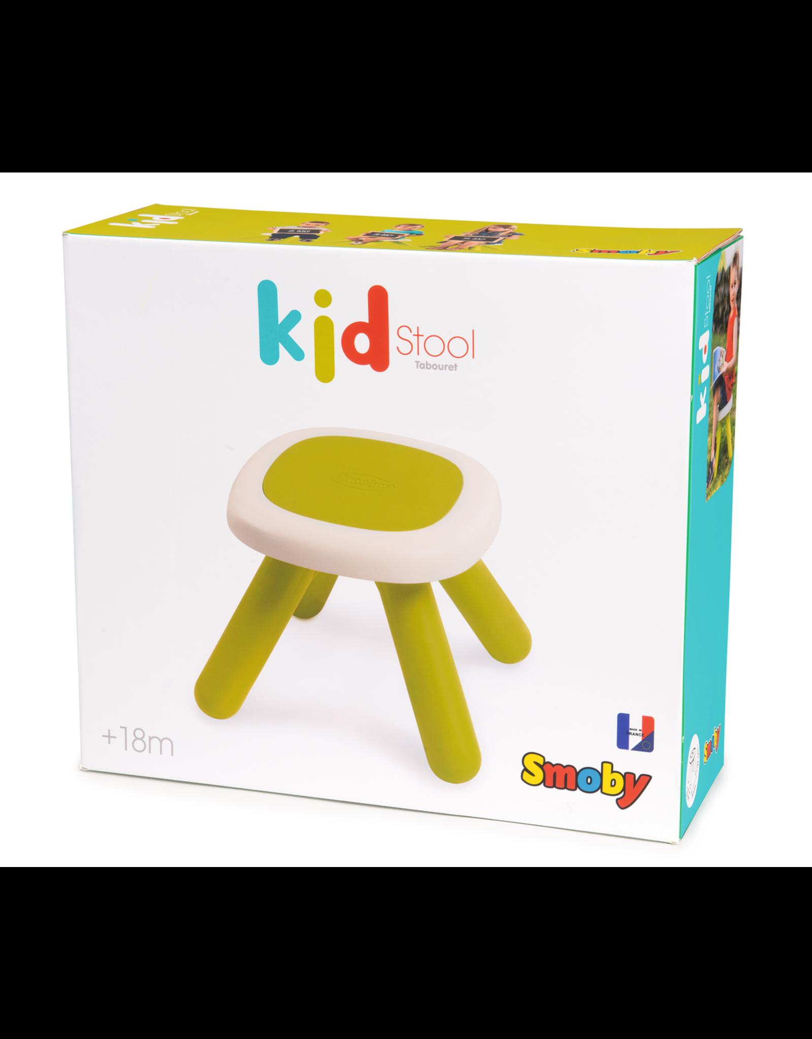 Smoby Smoby Kid Kruk groen - kinderstoel